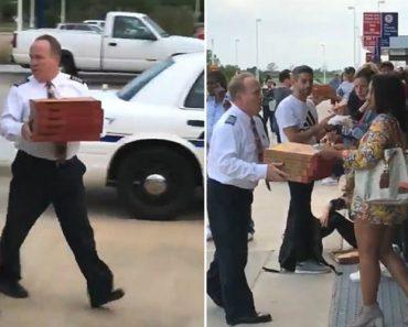 Piloto Compra Pizzas Para 159 Passageiros Depois Do Voo Ser Desviado 4