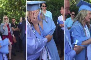 Mulher Emociona-se Ao Receber Cachorrinho No Dia Da Graduação 10