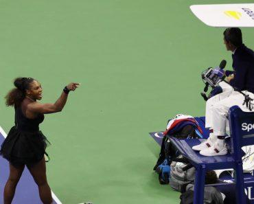 A Verdadeira Conversa Entre Serena Williams e o Árbitro Português Carlos Ramos 2
