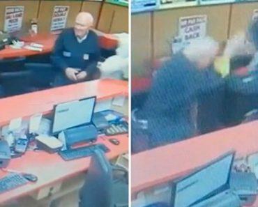 Assaltantes Não Estavam à Espera De Serem Confrontados Por Homem De 83 Anos 1