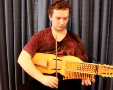 Provavelmente Não Conhece Este Instrumento Tradicional Sueco, Mas é Um Dos Mais Antigos Do Mundo 4