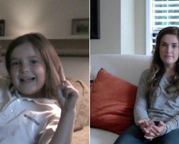 Pai Filmou Filha No Primeiro Dia De Escola Durante 12 Anos Para Fazer Este Vídeo 2