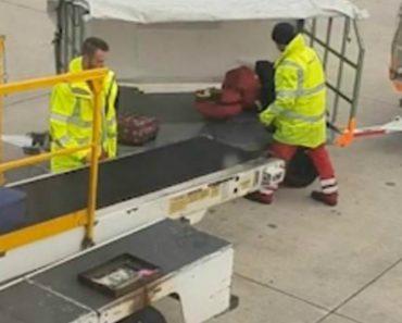 Será Este o Pior Arrumador De Malas De Aeroporto Do Mundo? 11