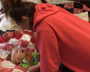 Bebé Muda Por Completo Quando o Pai Tenta Fazer o Mesmo Que a Mãe 2