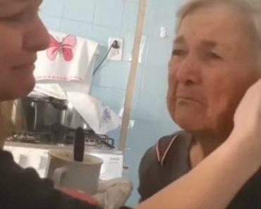 O Emocionante Momento Em Que Mulher Com Alzheimer Reconhece a Neta 4
