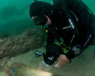 Nau Portuguesa Que Naufragou Há 4 Séculos Encontrada Em Cascais 4