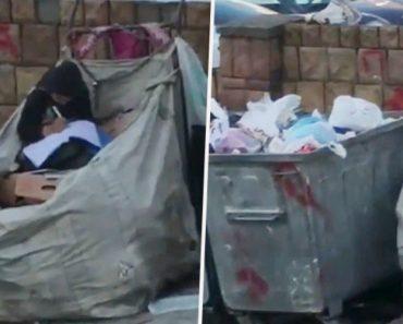 Vídeo Mostra Empenhada Menina Síria De 11 Anos a Estudar Junto Ao Lixo 5