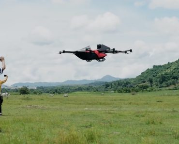 Criou o Seu Próprio Veículo Voador Para Evitar Os Engarrafamentos 8