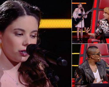 Bárbara Tinoco Encanta No The Voice Portugal... Mas Não Virou Nenhuma Cadeira 2