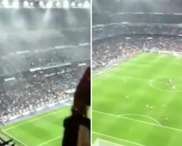 Adeptos Do Real Madrid Chamam Por Ronaldo Durante o Primeiro Dérbi Após a Sua Saída 6