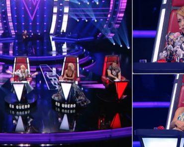 Concorrente Toca, Canta e Encanta Com Música De Chet Faker No The Voice Portugal 5