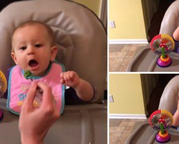 Bebé Prova Brócolos Pela Primeira Vez e a Sua Reação Não Poderia Ser Mais Reveladora 9