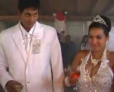 Queriam Um Casamento Diferente... e Acabaram Por Ter. 1