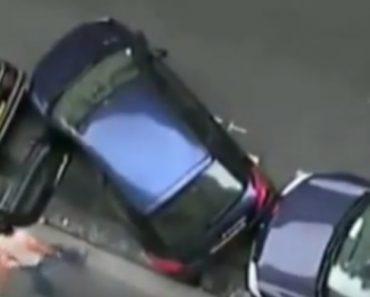 Como Se Estaciona Um Carro Em França 4