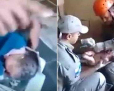 Recém-Nascida Abandonada Na Rua é Salva Pelo Latido De Um Cão 27