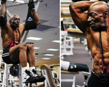 O Incrível Bodybuilder De 70 Anos 8
