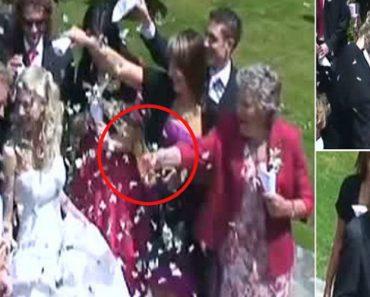 Avó Da Noiva Confunde-se e Brinda Os Noivos Com Muito Mais Do Que Confettis 2