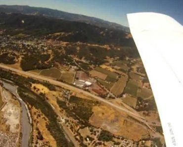 Câmara Cai De Avião Durante Voo, Veja Onde Foi Parar 2