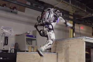 """Robot Da Boston Dynamics Já é Capaz De Fazer """"Parkour"""" 10"""