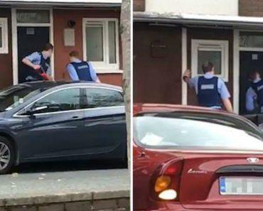 "Polícia Faz ""Figura Ridícula"" a Tentar Arrombar Porta Sólida 4"