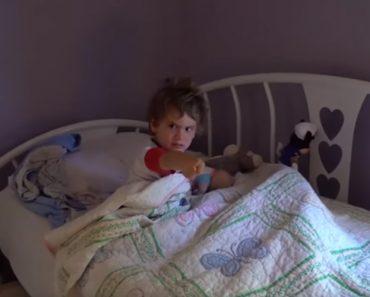 Criança Reage Mal a Surpresa De Aniversário 1