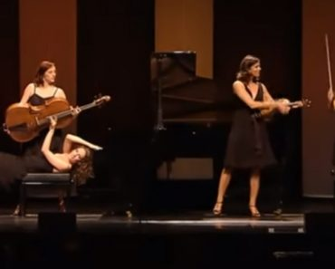 Um Quarteto Feminino Absolutamente Incrível 4