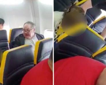 Passageiro Tem Atitude Racista Durante Voo Da Ryanair e Tripulação Nada Fez 6