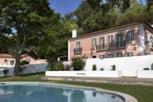 Residência Oficial Do Presidente Da Câmara De Lisboa Encontra-se Disponível Para Alojamento Local 7