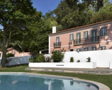 Residência Oficial Do Presidente Da Câmara De Lisboa Encontra-se Disponível Para Alojamento Local 1