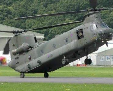 Piloto De Helicóptero Militar Demonstra As Suas Incríveis Habilidades Em Show Aéreo 1