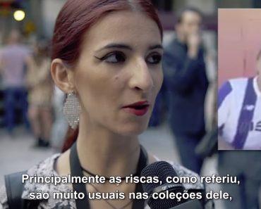 """""""Admiradores"""" Da Moda No Portugal Fashion Não Poupam Elogios Ao """"Grande Estilista""""... Jair Bolsonaro 9"""