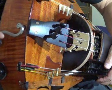 Músico Mostra Como é Único o Som Deste Instrumento Medieval 2