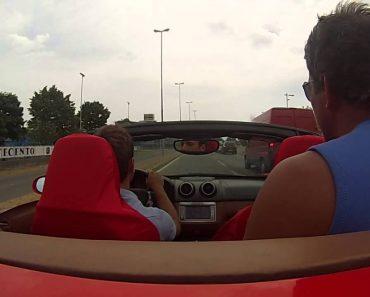 Test Drive a Um Ferrari Que Não Correu Lá Muito Bem 9