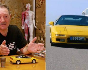 A Incrível História Do Primeiro Honda NSX Amarelo Em Portugal... e No Mundo 7