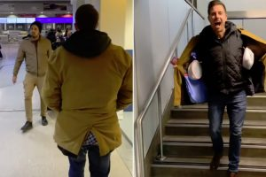 Passageiro Leva Bagagem Sem Pagar Na Ryanair e Filma Tudo 9