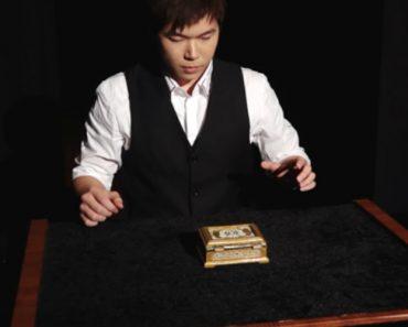 O Truque Vencedor Do Campeonato Mundial De Magia Que o Deixará De Boca Aberta 5