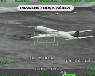 Caças Da Força Aérea Escoltam Aterragem De Emergência Em Beja 2