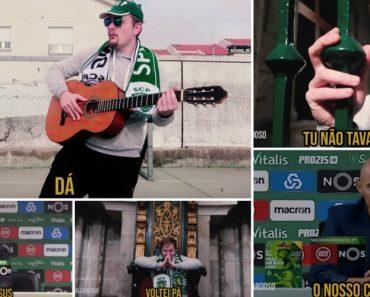 Adepto Incondicional Do Sporting Faz Paródia Musical à Atual Situação Do Clube e De Bruno De Carvalho 1
