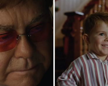 Campanha De Natal Conta a Emocionante Carreira De Elton John e Como Tudo Começou 3