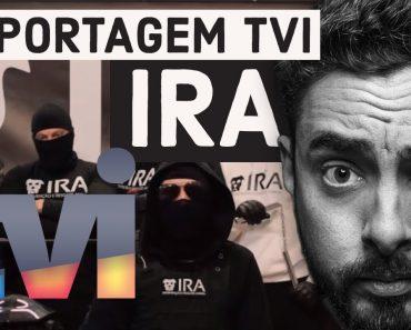 Humorista Diogo Batáguas Faz a Sua Análise à Reportagem Da TVI Sobre o IRA 7
