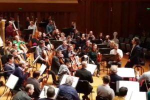 Membro De Orquestra Tem Agradável Surpresa No Dia Do Seu Aniversário 10