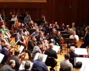 Membro De Orquestra Tem Agradável Surpresa No Dia Do Seu Aniversário 7