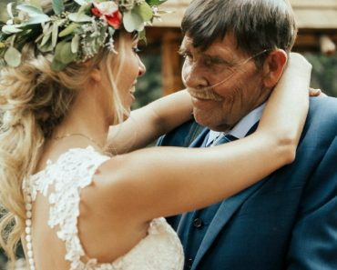 Noiva Dança Com o Pai Com Doença Terminal No Dia Do Seu Casamento 9