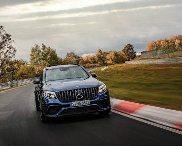 A Prova De Que o Mercedes-AMG GLC63 S é o SUV Mais Rápido De Nüburgring 8
