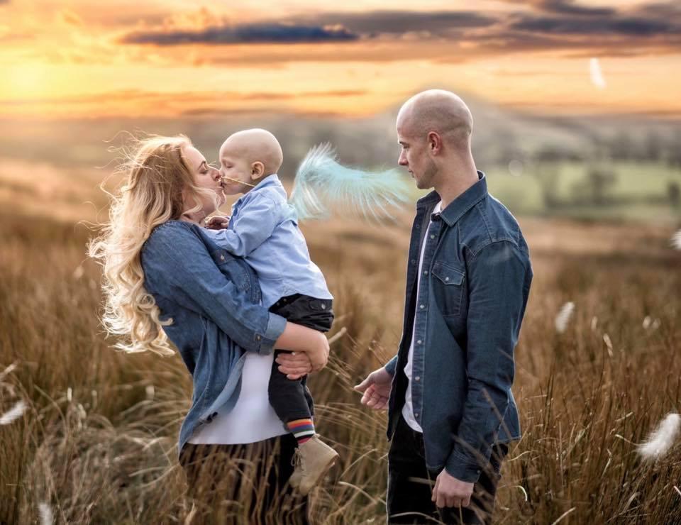 Menino Pede Desculpa à Mãe Antes De Morrer Vítima De Cancro 1