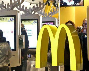 Testes Detetam Vestígios De Fezes Nos Touchscreens Do Mcdonald's 6