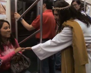Só Jesus Mesmo Para Fazer Este Milagre No Metro 7