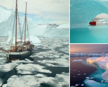 Filmagem Extraordinária Mostra a Incrível Beleza Da Gronelândia 1
