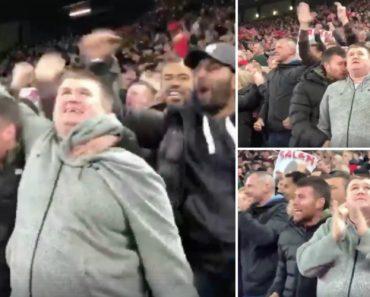 Adepto Cego Festeja Golo Do Liverpool Com Relato Do Amigo… De Arrepiar! 2