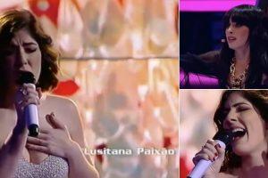 """Diana Castro Canta e Encanta Com """"Lusitana Paixão"""" No The Voice Portugal 9"""